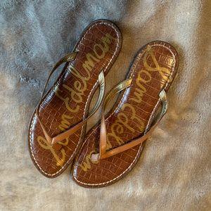 Sam Edelman Flip Flops size 8.5
